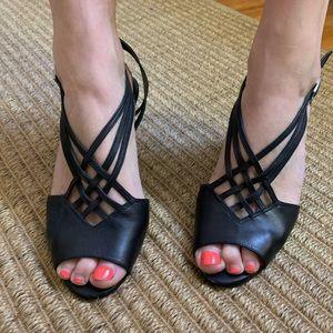 Rachel Comey strappy 3 inch heels - size 7